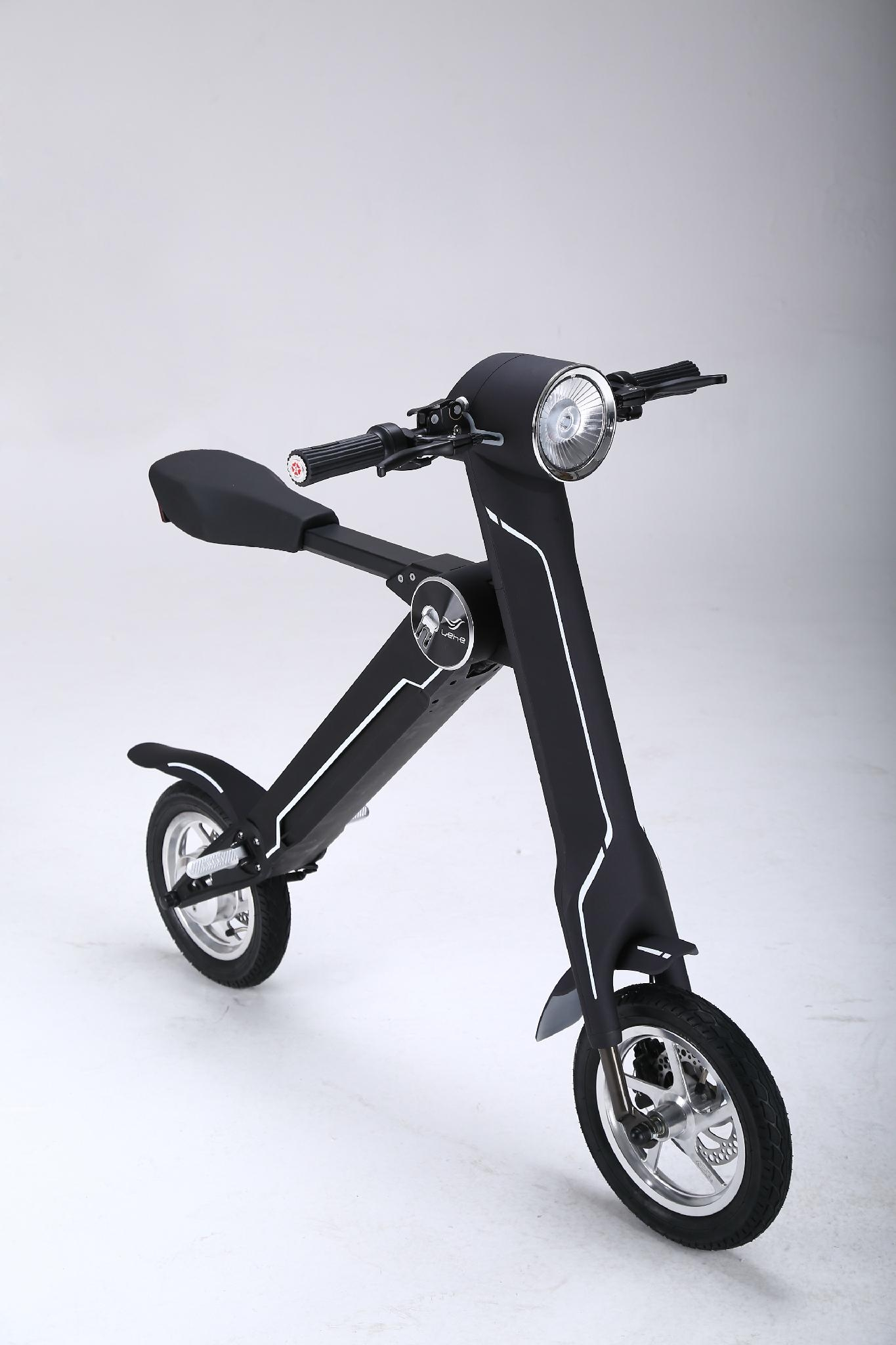 Foldable Electric Scooter Portable mobility scooter  4