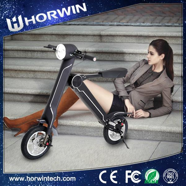 Foldable Electric Scooter Portable mobility scooter from Horwin 2