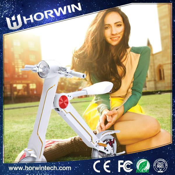 Foldable Electric Scooter Portable mobility scooter from Horwin 4