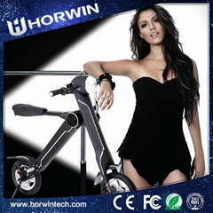 Foldable Electric Scooter Electric folding bike K1 from Horwin