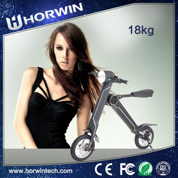 Foldable Electric Scooter Electric folding bike K1 from Horwin 3