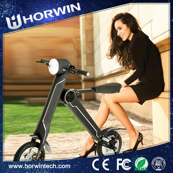 Foldable Electric Scooter Electric folding bike K1 from Horwin 5