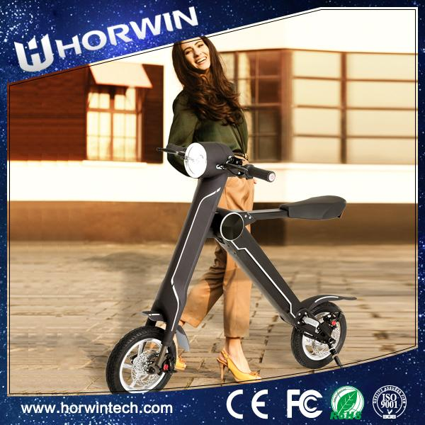 Export USA Foldable Electric Scooter Electric folding bike K1 18kg for adults 1