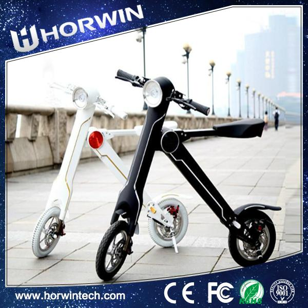 Export USA Foldable Electric Scooter Electric folding bike K1 18kg for adults 3
