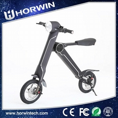Export USA Foldable Electric Scooter Electric folding bike K1 18kg for students