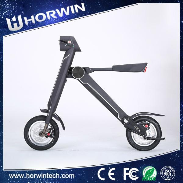 Export USA Foldable Electric Scooter Electric folding bike K1 18kg for students 2