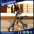 Chinese Foldable Electric Scooter Electric folding bike K1 18kg for you  2