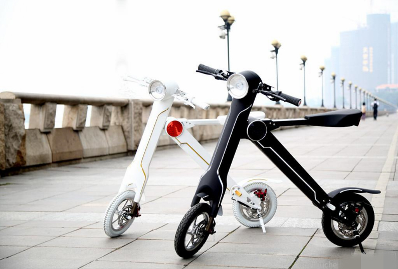 Chinese Foldable Electric Scooter Electric folding bike K1 18kg as a good gift 3