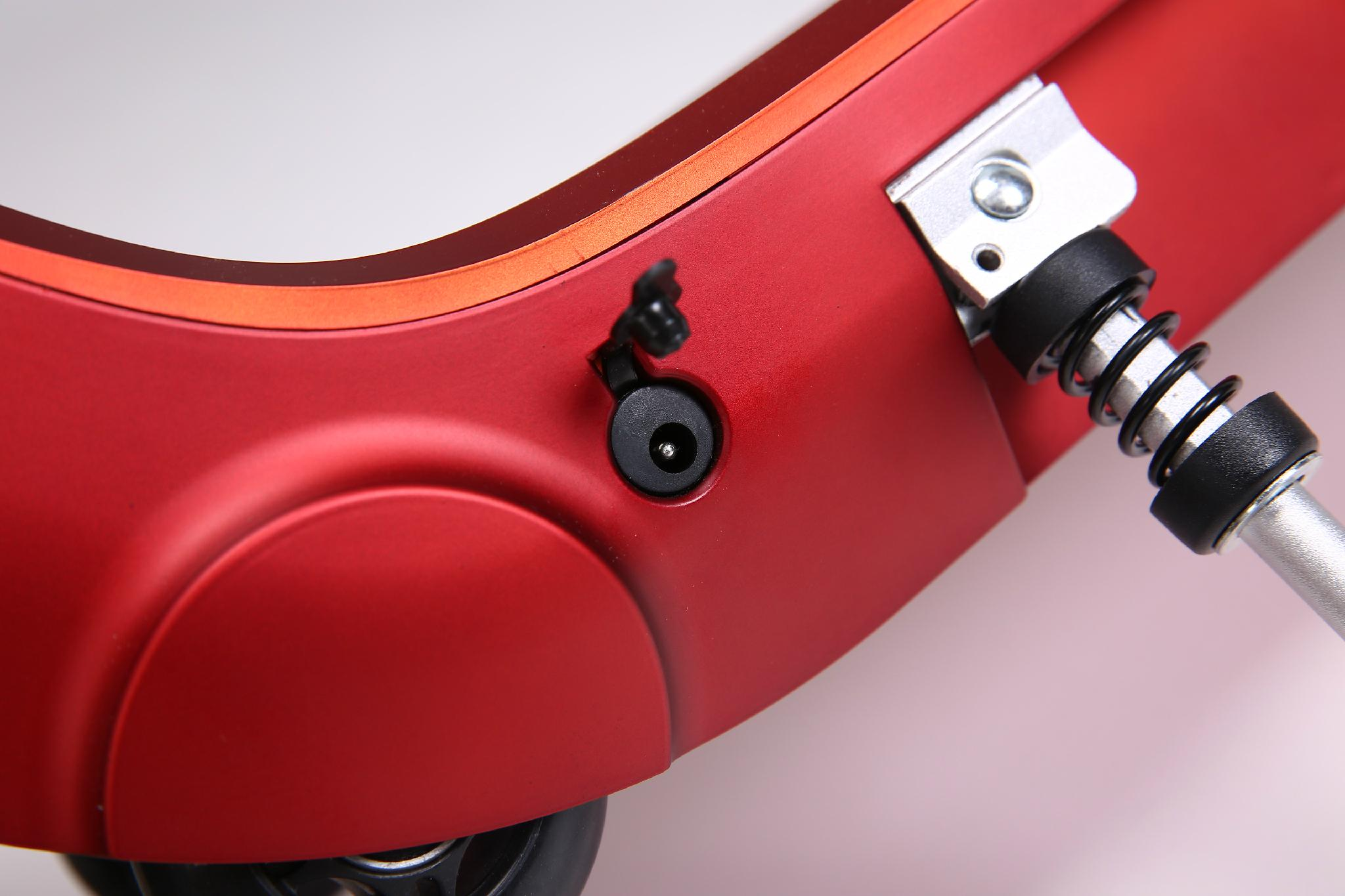 New fashion music Foldable electric scooter L1 music scooter 5