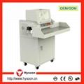 3kW Cross cut 70 sheets industrial heavy duty paper shredder machine 1