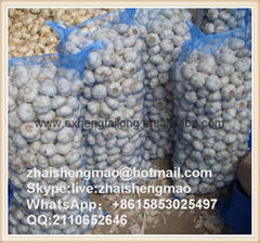 All size pe mesh bags for packing garlic