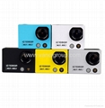 Drone Aerial Action Camera 50m Underwater Wifi 2.0-inch Lcd Larger Image 3