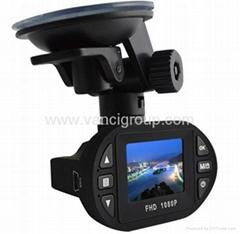 Mini Mounted Dashboard Camera Recorder Night Vision Memory SD Card