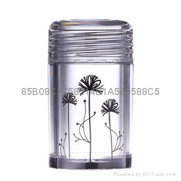 Cosmetic Packaging Boxes Small Loose Powder Jar 1