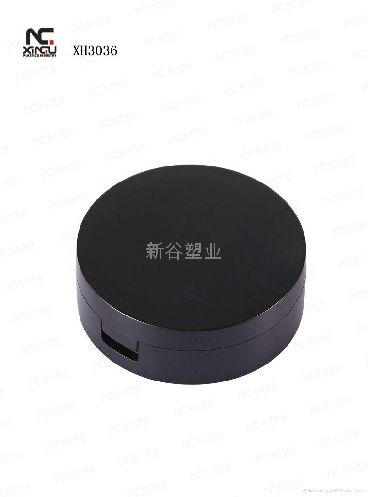 Cosmetic packaging boxes empty eye shadow case  2