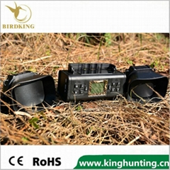 Hunting MP3 Player Bird Decoy Bird Caller 50W Speaker MP3 PLAY Game Caller