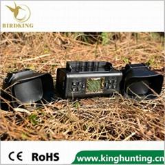 【厂家直销】50W 电子鸟鸣器 MP3电子鸟叫播放器