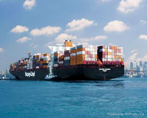 Sea Freight 1