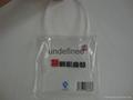 供應pvc環保手提袋 1