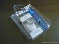 供應pvc環保手提袋 2