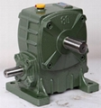 WPA cast iron high quality speed reducer gearbox gear reduer