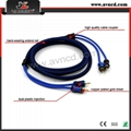 Factory High Performance Single Injection RCA Cable (R-138) 2