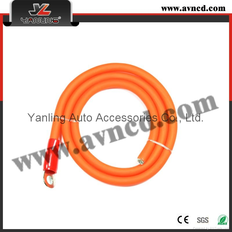 Factory Outlets Hot Sale Audio Wire Power Grounf Cable  5