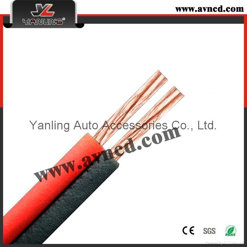 High Grade Multi Strand Speaker Cable High End Speaker Cable 3