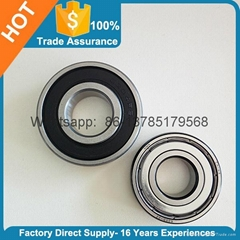Deep Groove Ball Bearing for Electric Motor Bicycles Fans