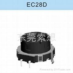 EC28中空编码器