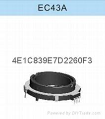 EC43中空編碼器