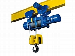 12.5 ton electric hoist top quality