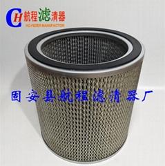 定制消除烟雾滤芯,除油除烟油雾分离器滤芯