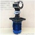 供塑宝立式耐腐蚀酸碱化工泵SW