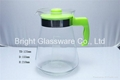 Hot-selling glass water jug with lid for restaurant or hotel 2