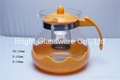 Hot-selling glass water jug with lid for restaurant or hotel 5