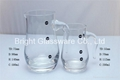 glass wine decanters with handle glass