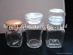 Special Shape Empty Reed Diffuser Glass Bottle