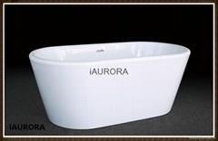 luxury 1 person hot tub