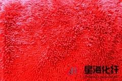 Chenille Fleece Fabric