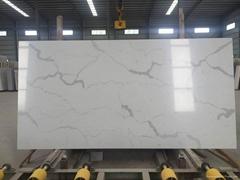Carrara White Marble Like Quartz