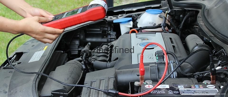 壹工具蓄电池检测仪BT777 3