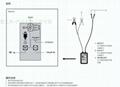 壹工具汽车喷有器检测仪OTEM276 2
