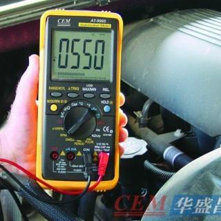 壹工具汽車專用高級萬用表AT9995 1