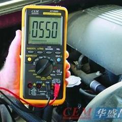 壹工具汽車專用高級萬用表AT9995