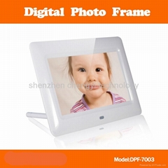 7 inch digital photo picture frame