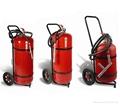 50kg trolley fire extinguisher