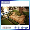 modern and durable scale building models for exhibition  2