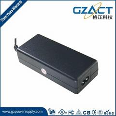 Stable safety warranty AC/DC desktop Power adapter 72W