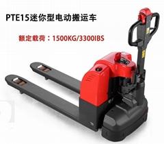 广州诺力PTE15迷你型电动搬运车原装现货